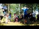 игра белки и деревья (Отцы и дети - лето 2017)