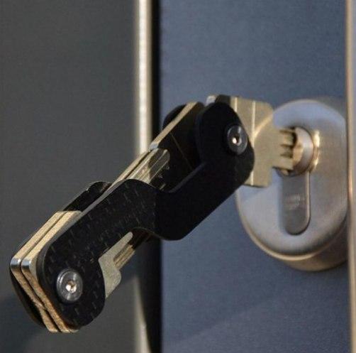 Удобные органайзеры для ключей