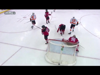 Philadelphia Flyers vs New Jersey Devils – Jan. 13, 2018. Game Highlights