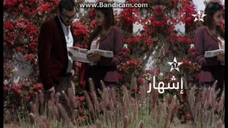 Конец прямой трансляции конного спорта на канале Al Aoula (Марокко). 17.12.2017