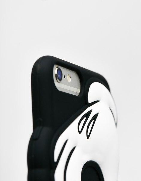 Чехол «Микки сложил руки в форме сердца» для iPhone 6plus/7plus