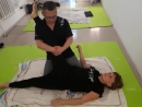 Traditional Thai massage in Berc Spa studio massage