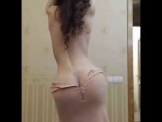 Beautiful Ass Sexy Arabian Babe Private NUxxD Dance رقص سعودية PkRreality2017