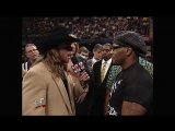 WWF Raw Is War 1998.03.02 Mike Tyson &amp D-Generation X segment