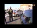 Полиция и ФСБ остановили блатных с пропусками