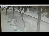 Камеры наблюдения засняли преступника, устроившего стрельбу в Кизляре