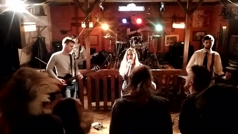 Skyline - Zombie (Cranberries cover) Pils Pub 24.02.18