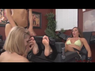 Milf tickling