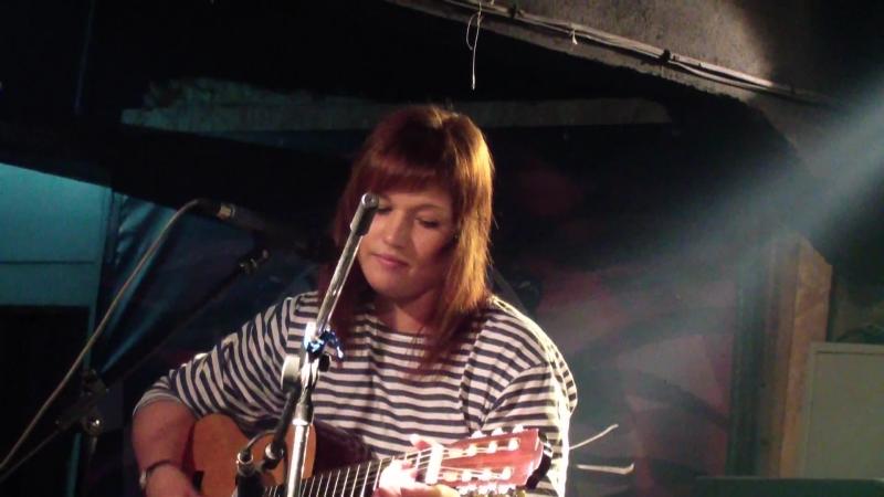 Наталия Матроскина - Берегись (Янка cover) - Концерт памяти Янки. 5 мая 2012. Rock-cafe