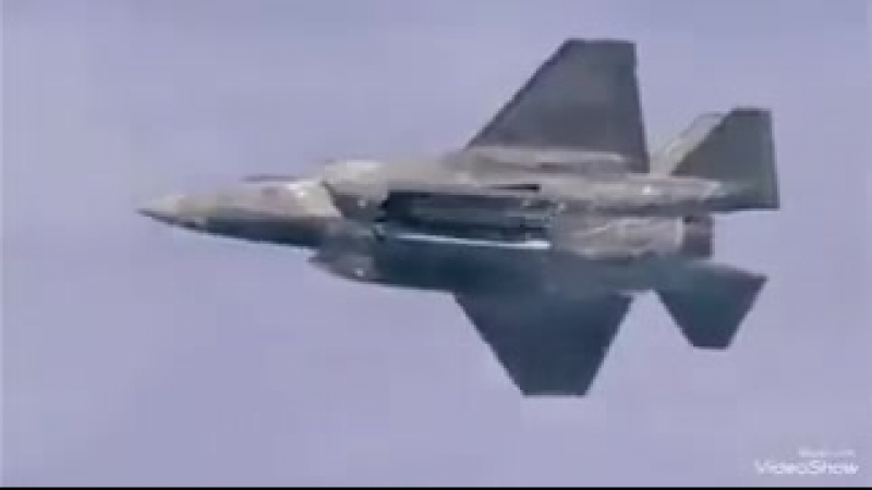 Lockheed Martin продемонстрировал видео турецкой ракеты Som-J для F-35.