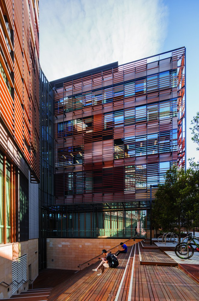 University of Sydney Business School / Woods Bagot