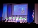 танец Французская полька выступление в Кадетском училище