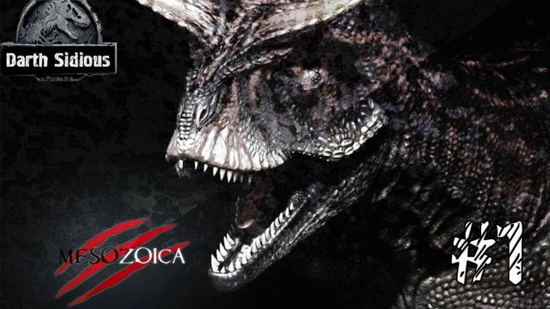 Mesozoica (Ранний доступ)- Первый динозавр!