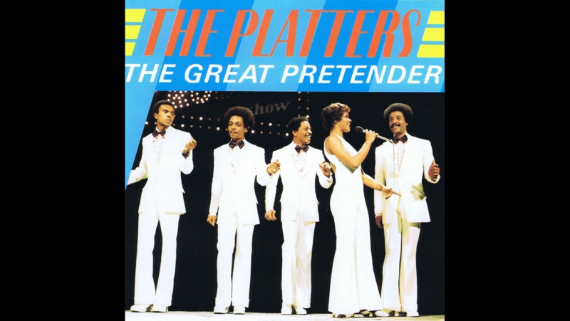 The Platters - The Great Pretender (1955)
