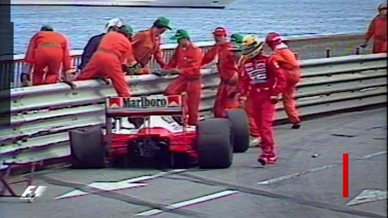 AyrtonSenna : the undisputed master of Monaco