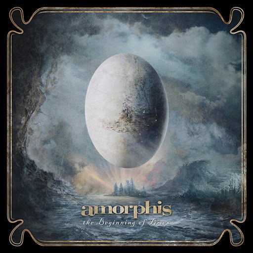 Amorphis альбом The Beginning of Times