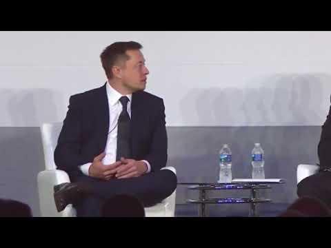 Илон Маск об образовании (ISS RD Conference, 2017)