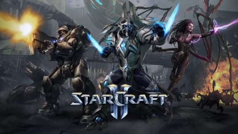 StarCraft II (Лицензия)