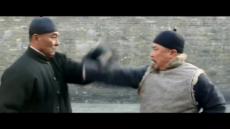 Baguazhang vs Xing Yi Chuan scene from The Great Protector