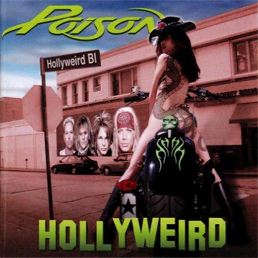 Poison альбом Hollyweird