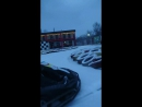 Дрифтинг на первом снеге