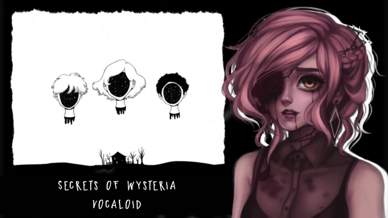 [Vocaloid RUS cover] Cat – Secrets of Wysteria [Harmony Team]