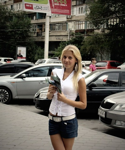 Виктория Хрустева
