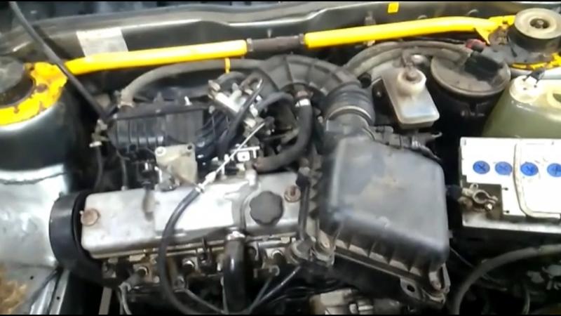 Двигатель ВАЗ 2115 1.6 8 клапанный