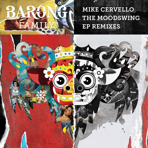 Mike Cervello альбом The Moodswing (Remixes)
