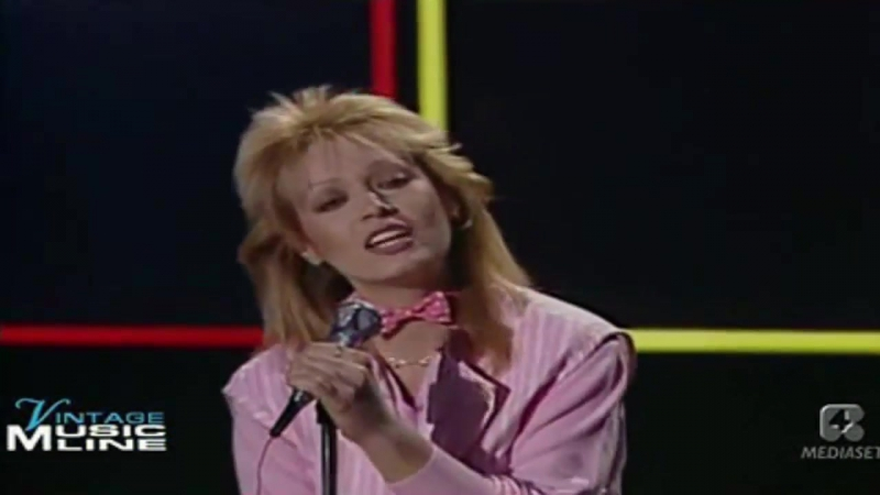 Tiziana Rivale – Sara Quel Che Sara (Superflash Show 1983)