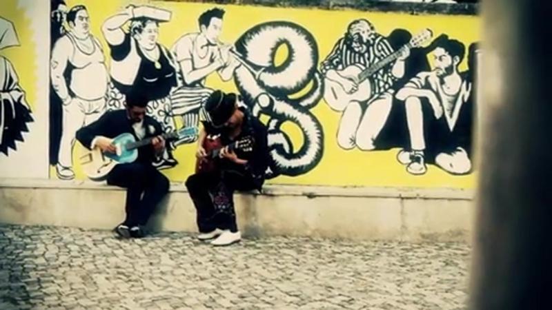 Dead Combo - O Assobio (Canção do Avô) (2010)