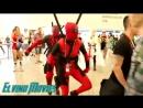 Take on Me Dance by Ze Deadpool Trio