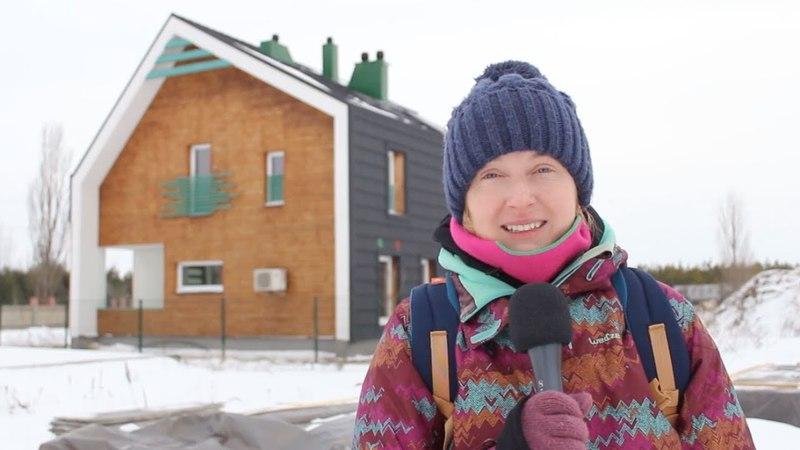 Беларус прыдумаў дом будучыні, які не патрэбны радзіме | Белорус придумал дома будущего для Украины