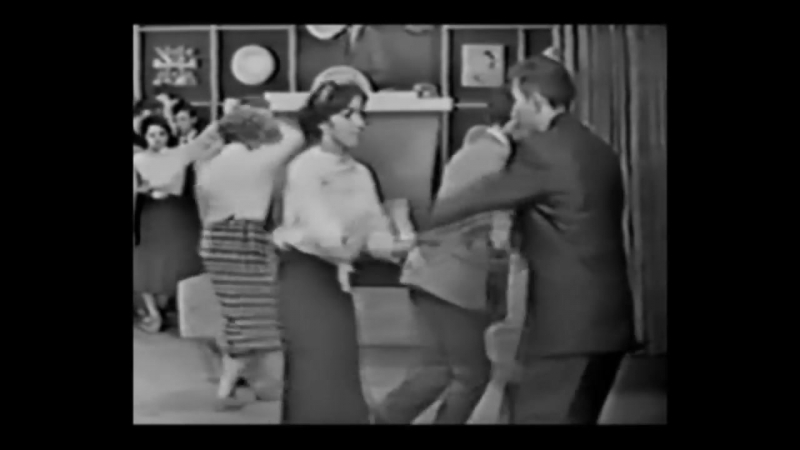 Rock n Roll Dance 1957 American Bandstand