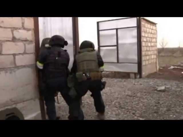 Спецназ ФСБ и МВД тренировки и спецоперации №1