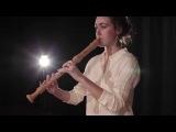 Clara Guldberg Ravn - J. S. Bach, Corrente from solo in a minor, BWV 1013