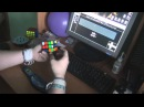 5.85 Rubik's cube one-handed former world record (unofficial)