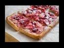 Тарт с Грушей и Малиной Pear and Raspberry Tart Tanya Shpilko