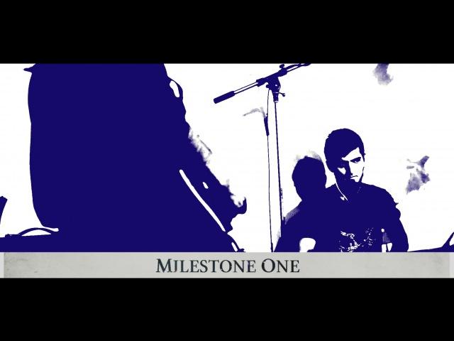 Milestone One - Der Schwarze Obelisk (live at CSBR Post2 05.04.2015)