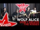 Wolf Alice Don't Delete The Kisses Live in the Red Room