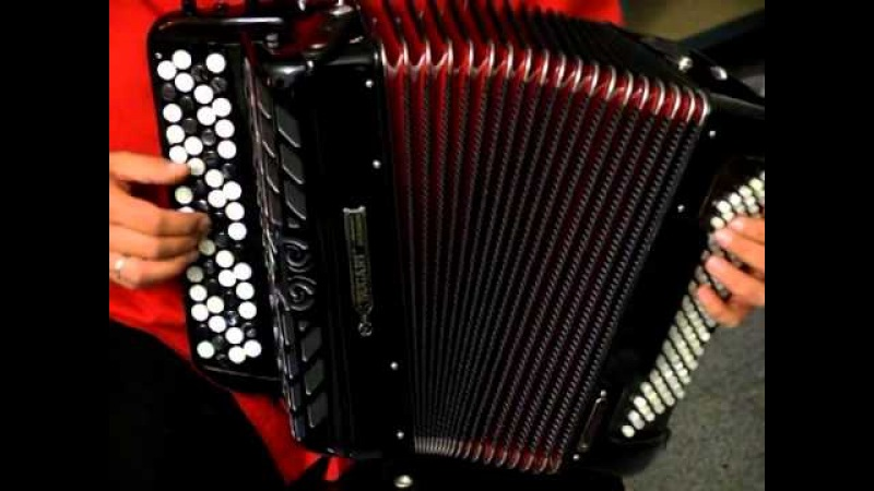 Akkordeon Bugari Mod. 315 J/C Conservatory Converter Video Klangprobe