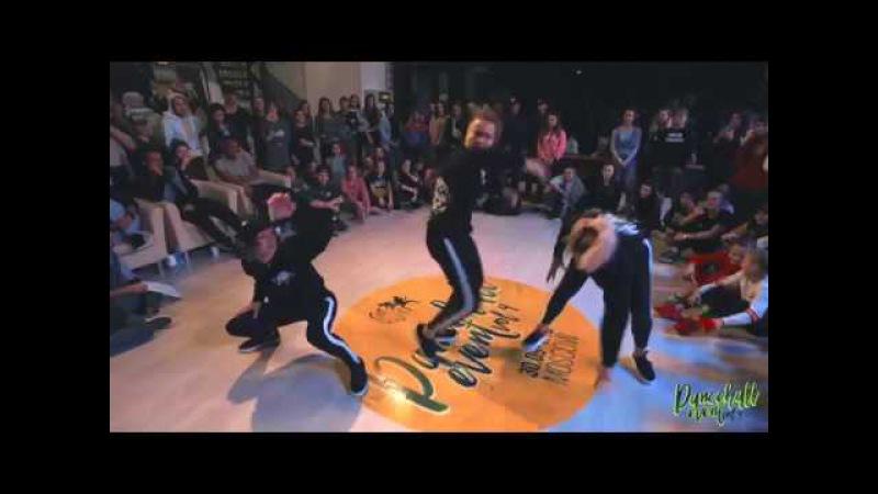 DANCEHALL EVENT VOL.4 | TEAMS BATTLE SEMI FINAL | GANGSTA ROCK FLAVA vs DRUM DI FIRE (win)