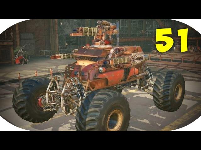 Crossout 51 - Новый дрон кроссаута (оборотень)