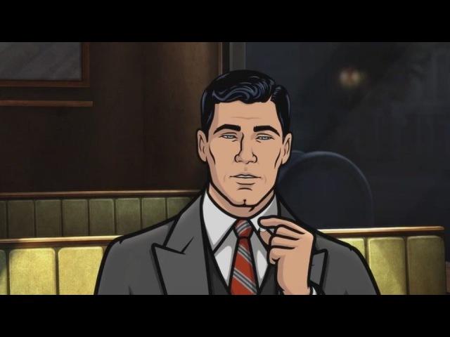 Арчер / Archer / сезон 8 / 2-8 (Кубик в кубе Бяко Рекордс)
