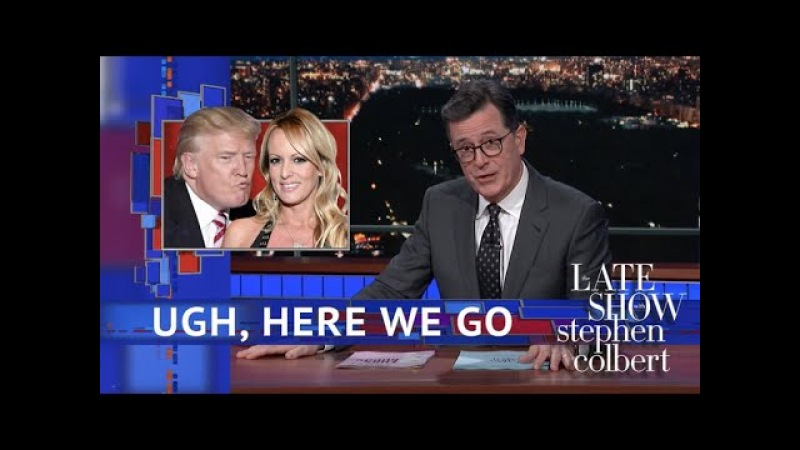 Stormy Daniels Sex With Trump Was 'Textbook Generic'