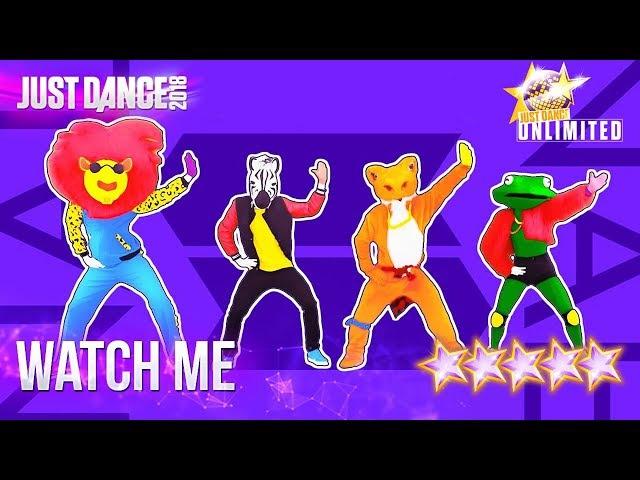 Just Dance 2018 Watch Me (WhipNae Nae) - 5 stars