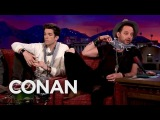 Nick Kroll &amp John Mulaneys Success Hasn't Gone To Their Heads - CONAN on TBS