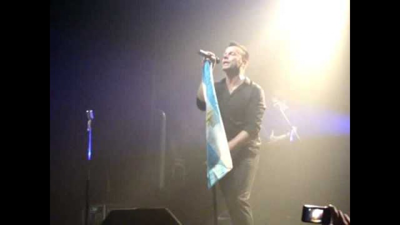 Camouflage - I Can't Feel You (Bs As, Argentina) 26/11/2010