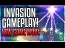 INVASION NEW GAME MODE GAMEPLAY! 40x SYNDRA Q HERALD BOSS WTF! - League of Legends