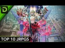 Top 10 JRPGs No Squaresoft Mike's Picks